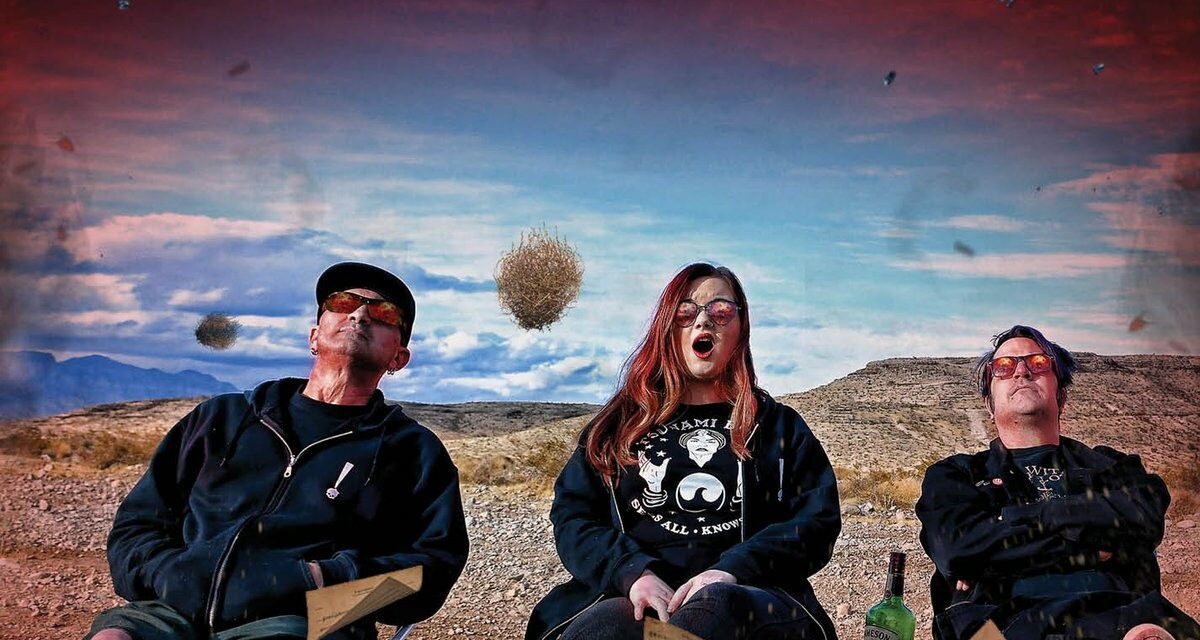 """Crimson Riot released a video for """"Shatter"""""""