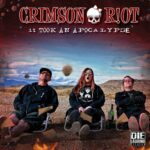 "Crimson Riot released a video for ""Shatter"""